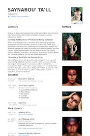i need a makeup artist makeup artist resume templates free objective exles beauty
