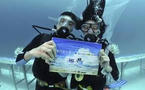 underwater wedding underwater wedding in thailand thailandee