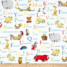 Dr Seuss Home Decor by Dr Seuss Fabric Designer Novelty Fabrics Fabric Com