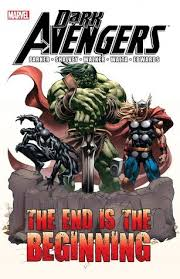 Cute Spiders Phil Ebersole S - dark avengers the end is the beginning by jeff parker