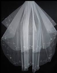 click to buy u003c u003c 2 layers wedding accessory veils handmade beaded