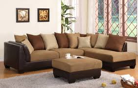 Small Brown Sectional Sofa Sofa Small Leather Sectional Brown Sectional Sectional