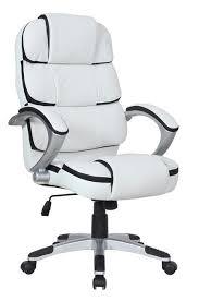 white office chair modern stylish modern luxury designer executive computer desk study