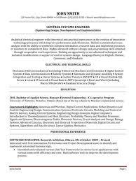 electrical resume download cerner systems engineer sample resume