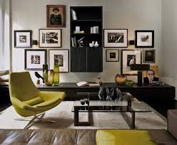kate hume interiors project townhouse amsterdam living picture wall