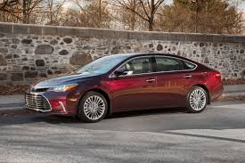 toyota avalon fifth gen toyota avalon due next year toyota says