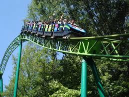 Batman Ride Six Flags Over Georgia Blog Archives