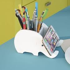 cute desk organizer tray cute desk organizer office desktop holder elephant pen storage