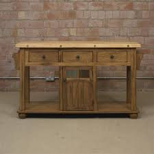 oak kitchen island units cordoba oak kitchen island unit gardener