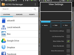 hide files android how to view files on windows mac and android devices