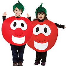 Tomato Halloween Costume Vegetable Costumes Healthy Food Costumes Brandsonsale