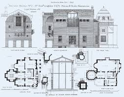 Victorian Era House Plans 174 Best Floor Plans U0026 Elevations Images On Pinterest Floor