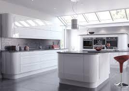 White Kitchen Unit Ideas High Gloss White Kitchen Cabinet Doors Sougi Me