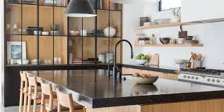 kitchen backsplash ideas black cabinets 11 black kitchens black cabinet and backsplash ideas