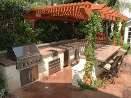 kitchen ideas amazing small outdoor kitchen ideas backyard
