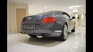 grey bentley thunder grey bentley continental gt at baytree cars start up and