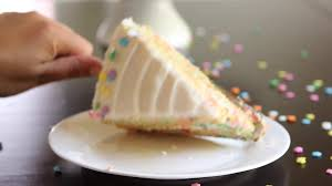 vanilla funfetti cake recipe tastemade