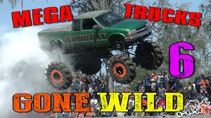 monster truck mudding videos mega trucks gone wild 6 busted knuckle films