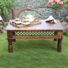 Jali Coffee Table Coffee Tables