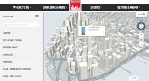 Map Of Little Italy Nyc by Interactive 3d Map Of Lower Manhattan Updates New Developments