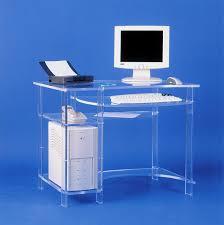 petit bureau informatique pas cher petit bureau informatique bureau transparent pas cher reservation