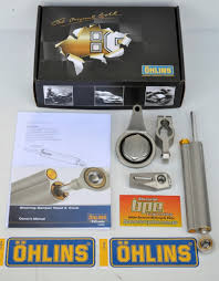 ohlins motorcycle steering damper yamaha sd020 fits r6 2008 to