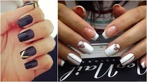 new nail art 2017 design strips for the nails the best nail art