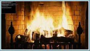 fireplace screensavers with sound amazing free fireplace