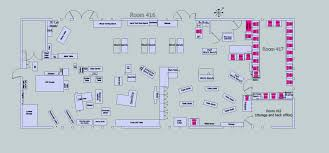 Woodshop Floor Plans by Tour Of The Shop And Maker Space Developing A Maker Program At