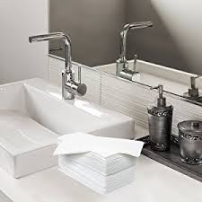 Paper Hand Towels For Powder Room - amazon com 200 pack california home goods linen feel disposable