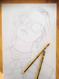 fashion illustrations for staedtler pens ali hansen illustration