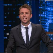 what color shirt with light grey suit chris hardwick suits march