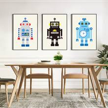 Posters For Living Room by Popular Kid Robot Pictures Buy Cheap Kid Robot Pictures Lots From
