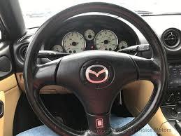 mazda 3 convertible 2001 used mazda mx 5 miata 2dr convertible automatic at best