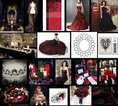 power to personalize your wedding elegant halloween wedding