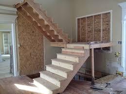 best modern new basement stairs 8 15077