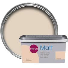 colours feature wall pearlescent emulsion paint 1l departments