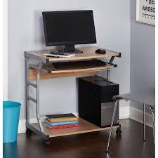 Computer Desk For Multiple Monitors Berkeley Desk Multiple Colors Walmart Com