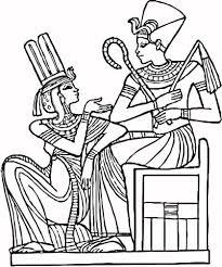 imagenes egipcias para imprimir dibujo de faraones egipcios para colorear dibujos para colorear