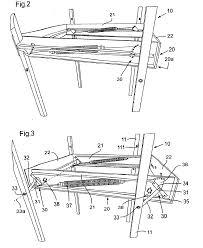 mecanisme lit mural escamotable patent ep1516567b1 retractable mezzanine bed google patents
