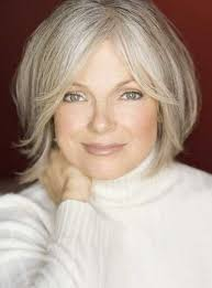 bob long short pixie hair styles for grey hair for older women