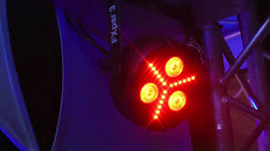 chauvet dj fxarray q5 effect light namm 2017 new chauvet dj lights talkthrough youtube