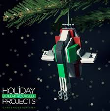 decorate your tree with diy lego ornaments