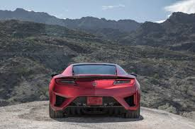 acura supercar 2017 new model perspective 2017 acura nsx premier financial services