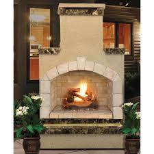 outdoor propane gas fireplace info