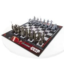 Star Wars Chess Sets | amazon com star wars force of awakening chess game toys games