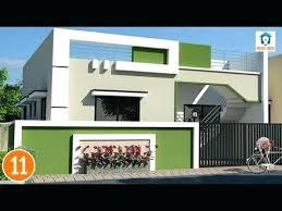 house elevation plans ground floor house designs