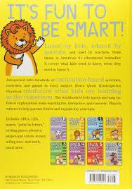 buy brain quest workbook kindergarten book online at low prices in