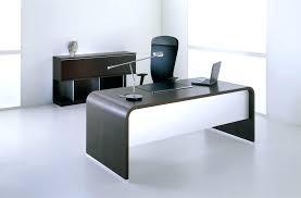 Glass Modern Desk Modern Glass Desk Futureishp