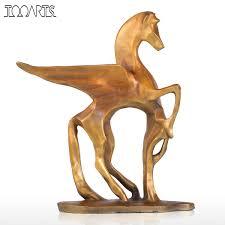 online get cheap flying horse sculpture aliexpress com alibaba
